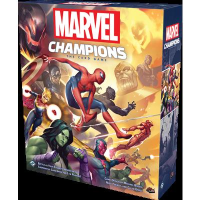 Marvel Champions Cards